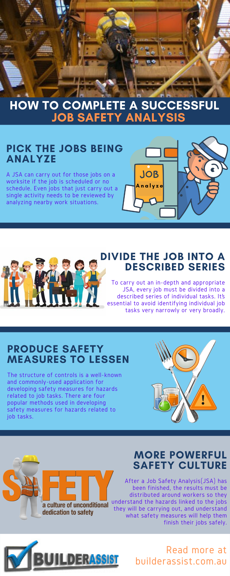 How to Complete a Successful Job Safety Analysis