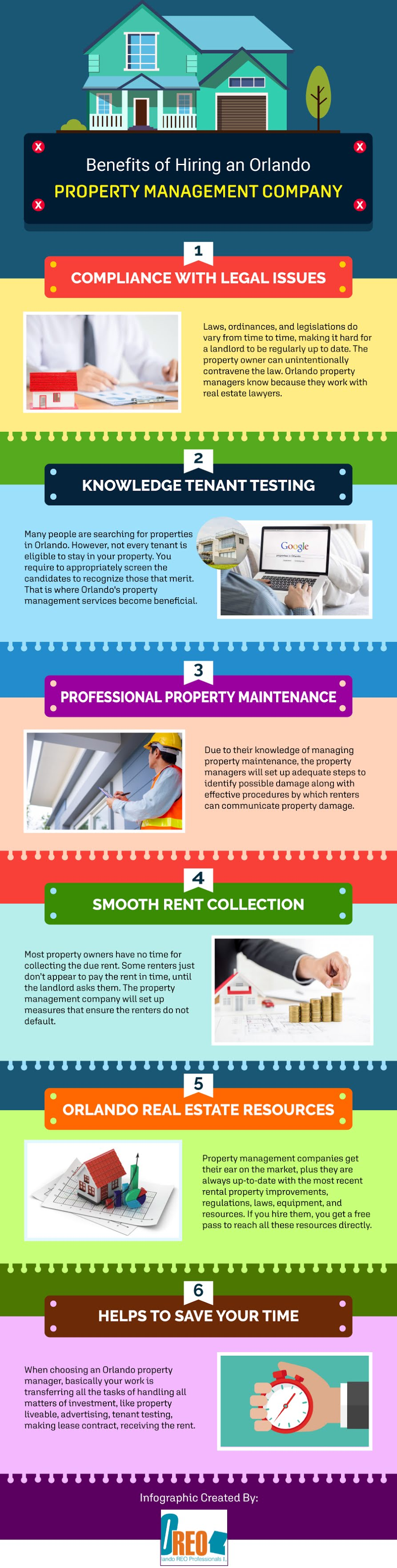 Benefits of Hiring an Orlando Property Management Company [Infographic]