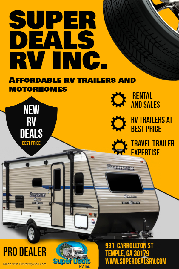 Super Deals RV Inc/Best RV dealer