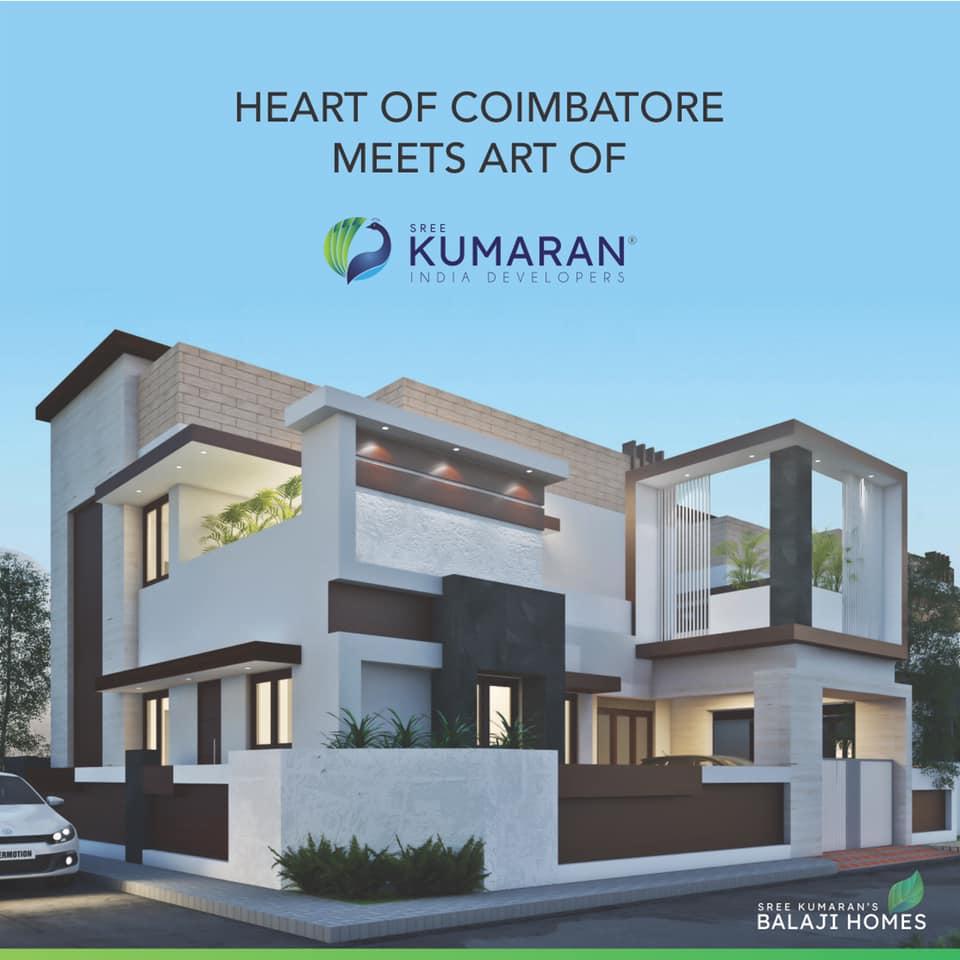 Individual villas in coimbatore - Sreekumaran